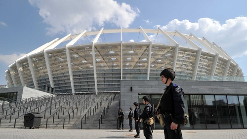 Kiev's Olympic Stadium to host 2018 Champions League final