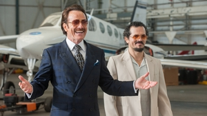 Cranston and Leguizamo deliver some top notch performances in The Infiltrator