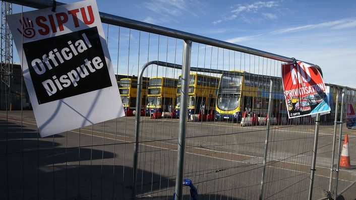 'Workmanlike' Dublin Bus talks continue