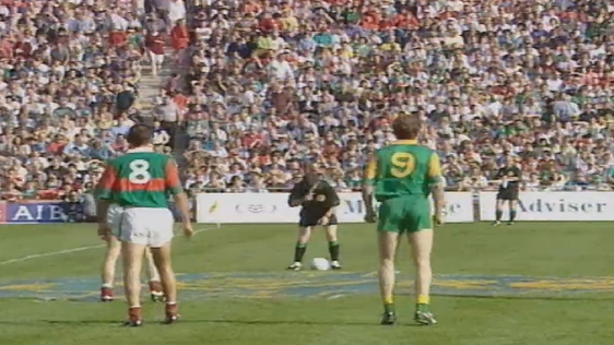 1996 All Ireland Football Final Mayo v Meath