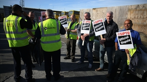 A further 13 strike days are planned