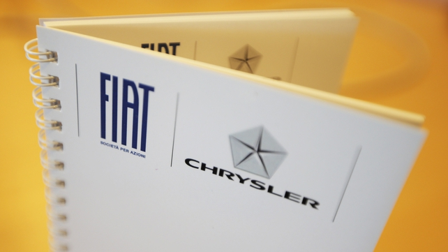 1.9 million Vehicles Recalled By Fiat Chrysler