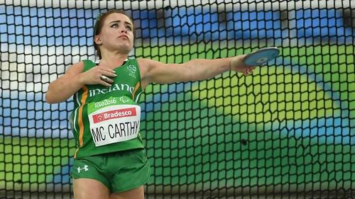 Niamh McCarthy