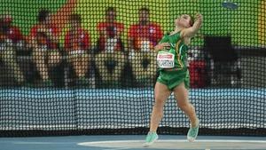 Niamh McCarthy shone in Brazil