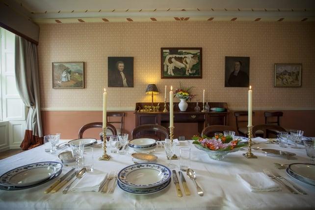 Lords & Ladles: Enniscoe House – 1798