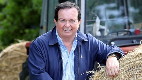 Counting down the days until next Tuesday? You're not alone. We caught up with Marty Morrissey, who is just as eager for the ploughing festivities to begin.