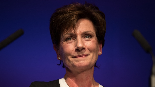 Diane James replaces Farage as leader of Britain's UKIP