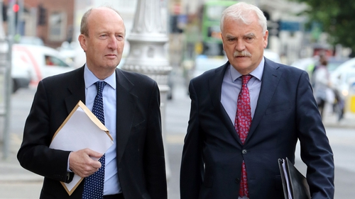 Shane Ross and Finian McGrath insist they must have a free vote