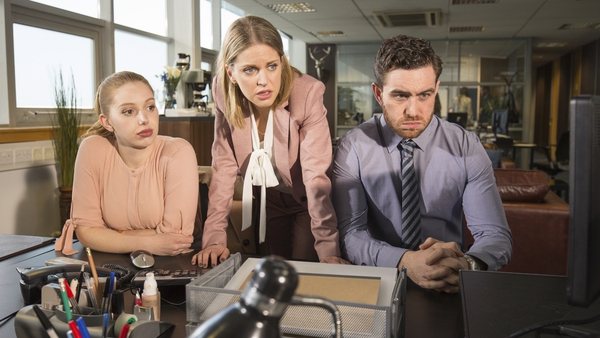 Amy Huberman stars in Can't Cope Won't Cope