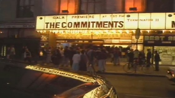 The Commitments Premiere at the Savoy Cinema