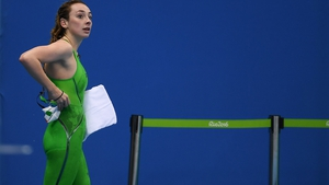 Ellen Keane ended her Paralympics with eighth in the 100m backstroke