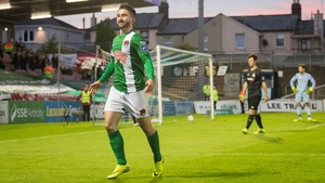 Cork City's Sean Maguire is included in the 19-man squad