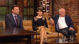 The Late Late Show Extras: Eamon Dunphy, Sinead O'Carroll and Chris Donoghue