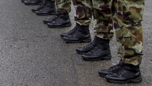The report explores the attitudes of Defence Forces personnel to their working lives