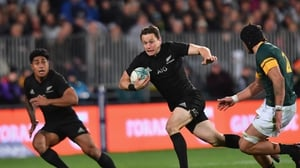 Ben Smith was among the try scorers for the All Blacks
