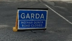 In Limerick, a man in his 30s was killed when the motorcycle he was driving crashed into a wall this afternoon
