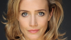 """Lisa Dwan: """"Personally, I'm a little frightened of women."""" (picture courtesy Twitter)"""