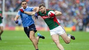 Colm O'Rourke felt Aidan O'Shea failed to perform for Mayo