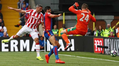 Hughes targeting quick end to Stoke slump