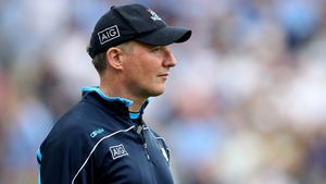 Dublin manager Jim Gavin was not impressed with James McCarthy's black card
