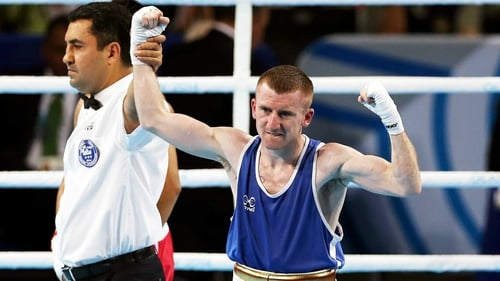 Paddy Barnes: 'I honestly believe I have the ideal team to guide me to world title opportunities.'