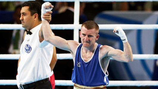 Going Professional - Paddy Barnes