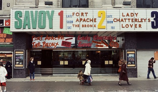 The Savoy in 1981