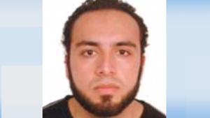 Ahmad Khan Rahami was wounded in a shooting yesterday with police in New Jersey