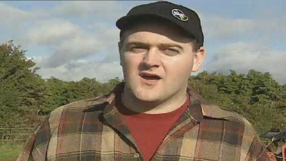 Dara Ó Briain At The Ploughing Championships