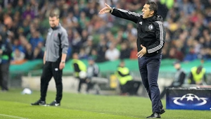 Besnik Hasi previously managed Anderlecht