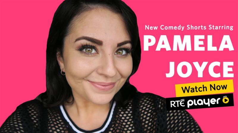 New comedy from Pamela Joyce