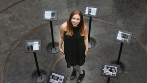 A Date For Mad Mary star Senna Kerslake launches the IFI Player.