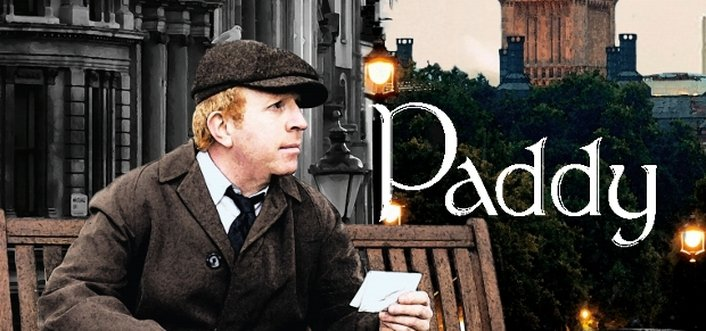"""""""Paddy"""", a musical by Tommy Fleming"""