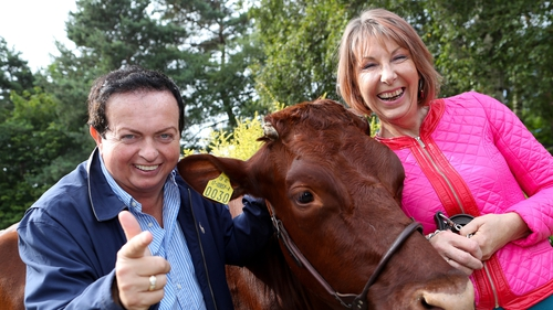 The National Ploughing Championships 2016 kick off today, Tuesday September 20 and run until Thursday. RTÉ are there to keep you up to speed on what's happening on the ground, at the stalls, in the fields and with Marty and Áine.