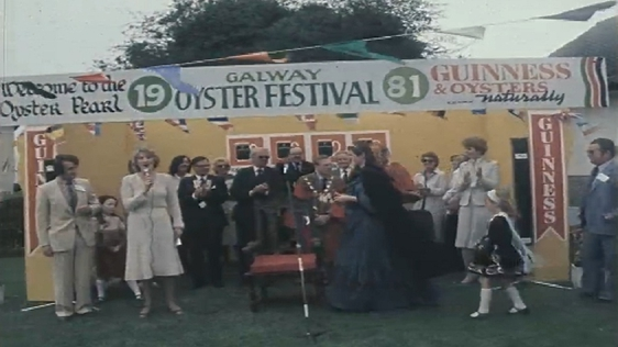 Galway Oyster Festival 1981
