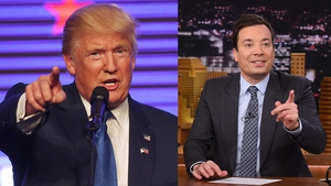 "Jimmy Fallon ""devastated"" by people's reaction to Donald Trump interview"