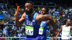 Tyson Gay has minimal bobsled experience