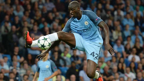 Yaya Toure is not ready to hang up his boots yet