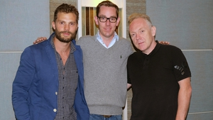 The Siege of Jadotville, starring Jamie Dornan, premiered last night in Dublin to a screening which included past veterans of the siege and their family. Dornan, along with the director Richie Smyth spoke to Ryan Tubridy this morning.