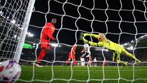 Ragnar Klavan scored Liverpool's opener from close range