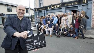 Tony Tormey and the Fair City crew