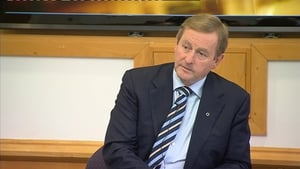 Enda Kenny believes that Britain will trigger Article 50 to leave the EU at the end of January or February