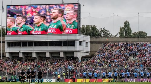 Mayo and Dublin drew in the drizzle last Sunday