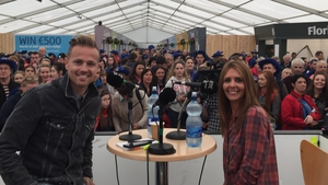 Nicky Byrne and Jenny Greene are bringing the fun to the Ploughing Championships this year where they can be found in the RTÉ tent on Thursday. We spoke to them about attending this traditional event.