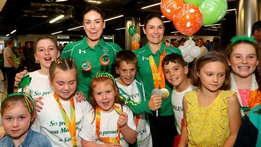 Team Ireland Returns from Rio