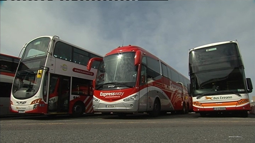 Bus Éireann losses at the end of 2016 is now in the order of €8m