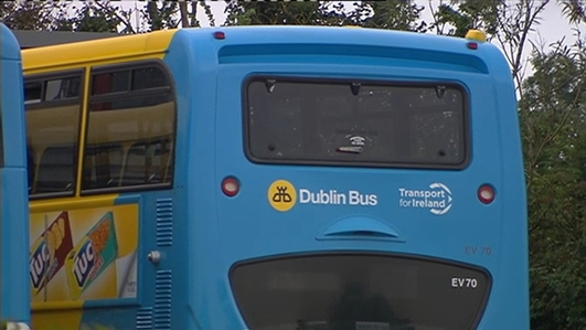24-hour service for two Dublin Bus routes
