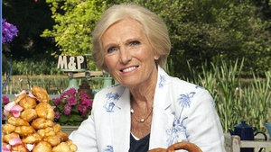 Mary Berry won't be disappearing from our TV screens anytime soon