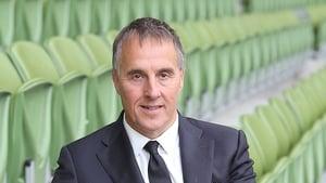 An Post CEO David McRedmond