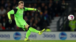 Loris Karius has usurped Simon Mignolet in the Liverpool starting line-up